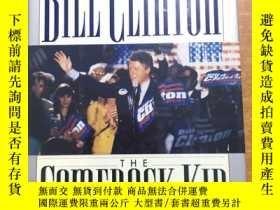 二手書博民逛書店THE罕見LIFE AND CAREER OF BILL GLINTON COMEBACK KIDY36573