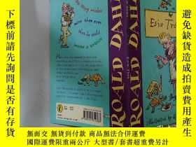 二手書博民逛書店Roald罕見Dahl :Esio Trot:羅爾德·達爾:伊西奧·特羅Y200392