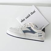 小白鞋 魯魯蛋小白鞋女2021新款百搭運動ulzzang板鞋學生休閒鞋【快速出貨八折特惠】