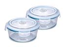 NEOFLAM 耐熱玻璃保鮮盒2入組620ML+950ML SP-2019