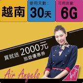 ★飛租不可★實體店面 越南上網卡 (30天/6GB)