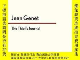 二手書博民逛書店The罕見Thief s JournalY256260 Jean Genet Faber And Faber