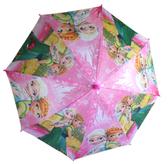 【卡漫城】 冰雪奇緣 童傘 桃紅 雪花城堡 兒童 雨傘 Frozen Elsa 艾莎 安娜 Anna 雪寶 自動 直立傘