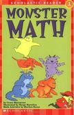 (二手書)Scholastic Reader Level 1: Monster Math