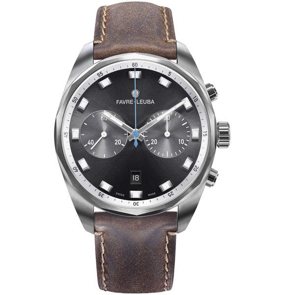 Favre-Leuba域峰表Chief系列Sky Chief Chronograph腕錶  00.10202.08.11.44