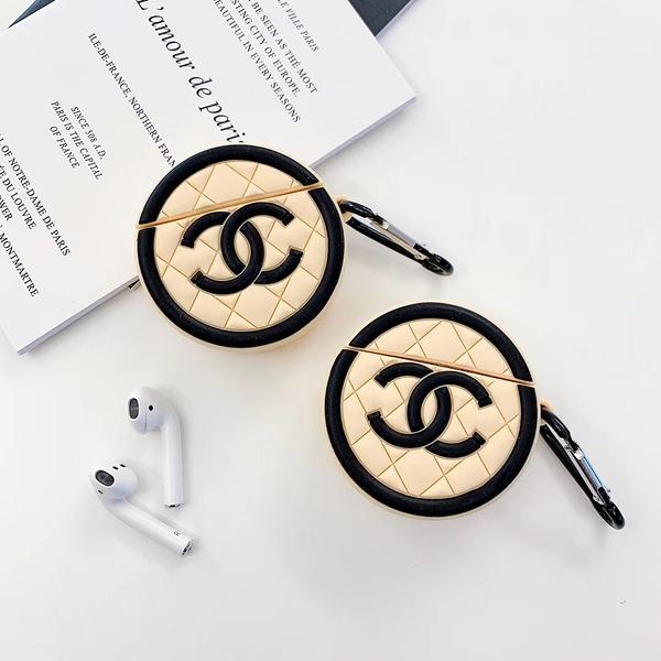 ? Airpods Pro 專用 1/2代 ??台灣發貨 [ 小香風 ] 藍芽耳機保護套 蘋果無線耳機保護