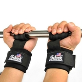 健身助力帶-舉重訓練防滑顆粒男運動手套2款71w33【時尚巴黎】