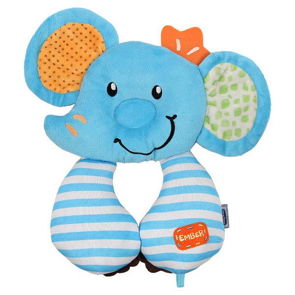 Lucky Baby 旅行護頸枕-大象Ember(安柏)