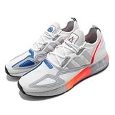 adidas 休閒鞋 ZX 2K Boost 白 銀 橘 男鞋 襪套式 銀河 太空 金屬感 運動鞋 【ACS】 FY5725