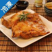 【超值組】鮮嫩迷迭香雞腿排54片 /箱(230g±10%片)【愛買冷凍】