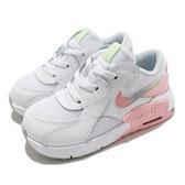 Nike 童鞋 Air Max Excee MWH TD 白 粉紅 漸層 小朋友 嬰兒【ACS】 CW5830-100