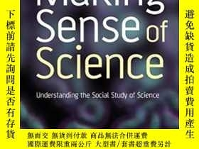 二手書博民逛書店Making罕見Sense Of Science-理解科學Y436638 Steven Yearley Sag