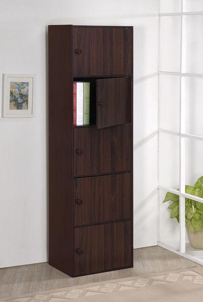 【品味玩家】五層門櫃 收納櫃 附門櫃