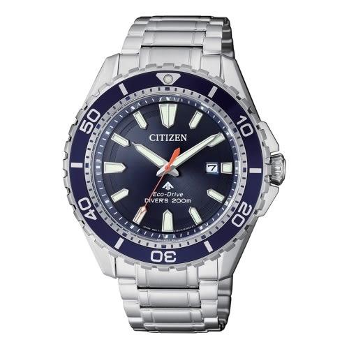 CITIZEN 星辰PROMASTER 深海潛水運動流線腕錶/200米/BN0191-80L
