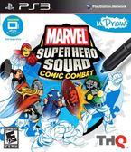 PS3 uDraw Marvel Super Hero Squad: Comic Combat 即時藝術家:Q 版超級英雄大戰:漫畫大戰(美版代購)