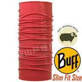 BUFF 115402.431 Slim Fit Wool 保暖魔術頭巾(花紋) 100%美麗諾羊毛 公司貨