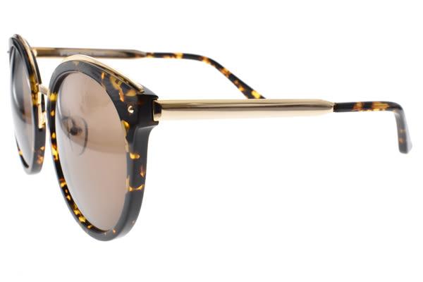 Go-Getter 太陽眼鏡 GS1711 DE (琥珀棕金) 韓系經典貓眼款 # 金橘眼鏡