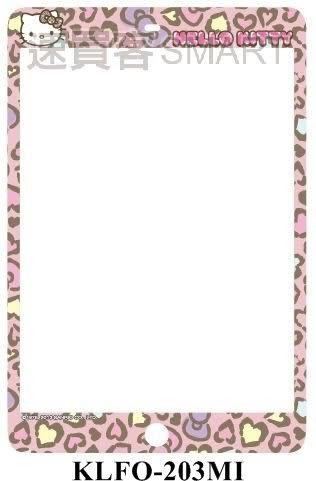 Hello Kitty 三麗鷗授權 IPad mini 平板/彩繪/卡通/螢幕貼/保護貼 第2代