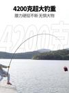 釣魚竿北海盜魚竿手竿碳素超輕超硬19調28調台釣竿鯽魚竿漁具套裝 NMS蘿莉小腳丫