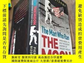 二手書博民逛書店the罕見man who ran the moonY12880