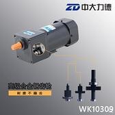 中大功率6-750W110V220V交流靜音高速調速減速剎車小型電機小馬達 wk10309