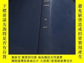 二手書博民逛書店AMERICAN罕見CERAMIC SOCIETY 60 197