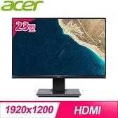 【南紡購物中心】ACER 宏碁 BW237Q 23型 IPS無邊框電腦螢幕
