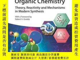 二手書博民逛書店Organic罕見Chemistry: Theory, Reactivity and Mechanisms in