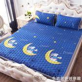 床墊 可水洗床墊學生宿舍床褥子可折疊單雙人法蘭絨墊被加厚0.9m/1.5米 生活故事居家館