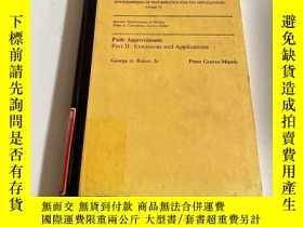 二手書博民逛書店Pade罕見Approximants Part 2: Extensions and Applications(En