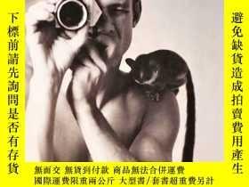 二手書博民逛書店精裝原版大開本罕見Peter Beard皮特·貝爾德 藝術攝影作