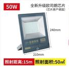 上海亞明LED投光燈戶外防水工地用工程照明燈超亮探照燈200W射燈 安雅家居館