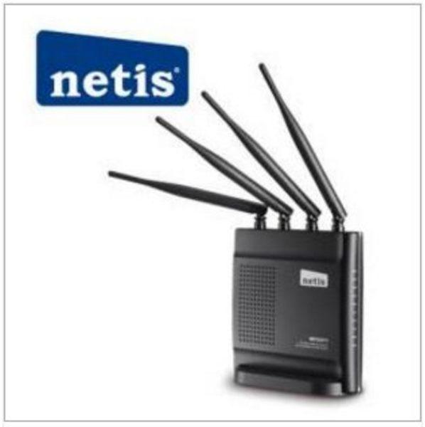 新竹【超人3C】netis WF2471 雙頻分享 2.4GHz與5GHz同步雙頻 多種無線橋接模式