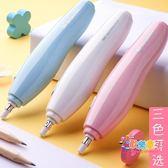 電動橡皮擦 電動素描橡皮擦筆可充電高光全自動擦得干凈美術生專用多功能 3色