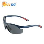 UV100 防曬 抗UV Polarized太陽眼鏡-流線率性