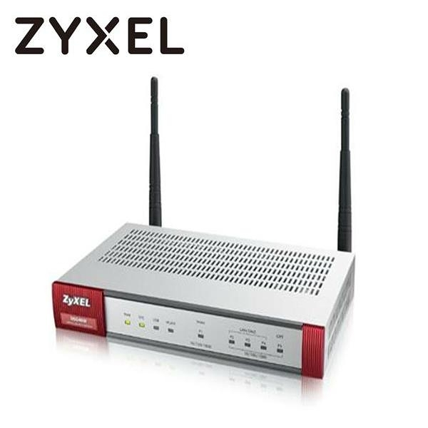 ZyXEL ZyWALL USG40W UTM Bundle 整合式安全閘道器(商用