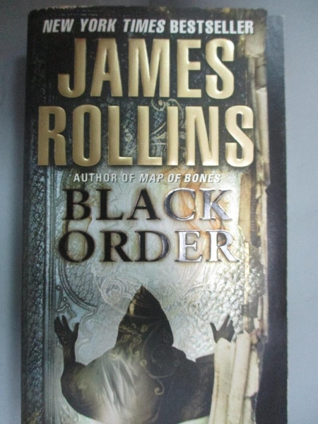【書寶二手書T6/原文小說_HOB】Black Order_Rollins, James