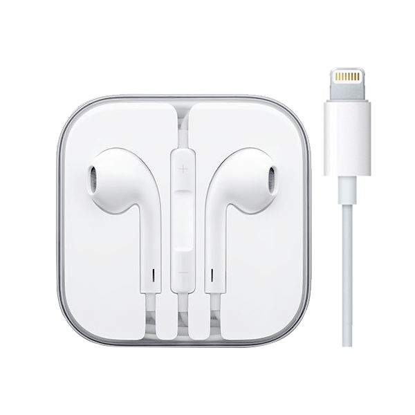 蘋果 原廠品質 Lightning 線控 耳機 EarPods 通話 麥克風 聽音樂 iPhone 11 Pro Max XR XS iX i8  『無名』 M03121