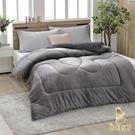 【Best寢飾】雙面激厚法蘭絨暖暖被 卡其灰 台灣製 150x200cm 重2.3kg 毯被 毯子 被子 棉被 法萊絨
