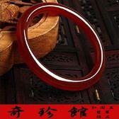 紅瑪瑙手鐲手圍17~18A貨-開運避邪投資增值{附保證書}[奇珍館]62a19
