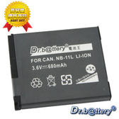電池王For Canon NB-11L高容量鋰電池 For 220F/IXUS 240HS /245HS/430/ELPH 320