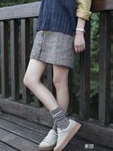 日系復古堆堆襪中筒韓版學院風潮襪個性花邊羊毛襪歐美街頭潮 享購