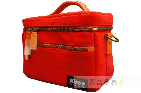 限量版NikonXPorter 原廠托特包 J1/V1/J2/P7700/P100/P500/P510/P7000/P7100類單 微單眼適用