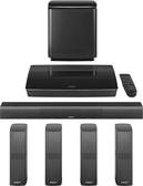 BOSE 美國品牌 LifeStyle LS650 5.1 聲道家庭劇院組 Wi-Fi藍牙( 含喇叭架 ) 黑色款