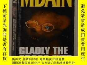 二手書博民逛書店英文原版罕見Gladly the Cross-Eyed Bear