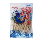 珍珍 鱈魚香絲(寬條)125g【愛買】