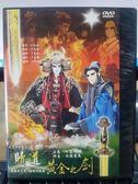 挖寶二手片-U01-035-正版DVD-布袋戲【天宇布袋戲系列之贖道黃金之劍 第1-28集 14碟】-