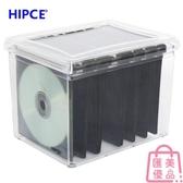 CD盒透明DVD盒光盤存放架120片碟片收納帶內頁【匯美優品】