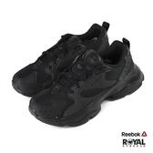 Reebok Royal Aadorun 黑色 麂皮 運動休閒鞋 女款 NO.J0400【新竹皇家 124023BKHP】