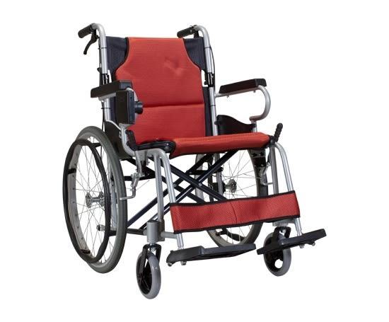送餐桌板 康揚 鋁合金手動輪椅 (未滅菌) KM-2500L